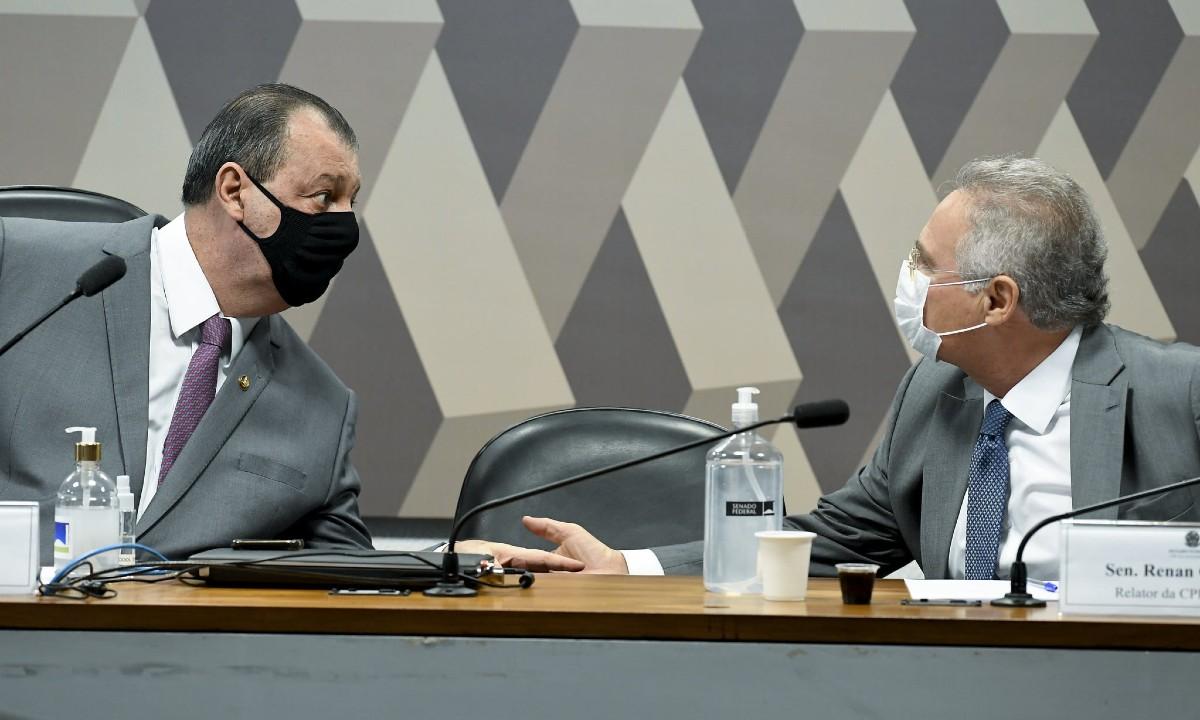 Senado oficializa a prorrogação da CPI da Covid por 90 dias
