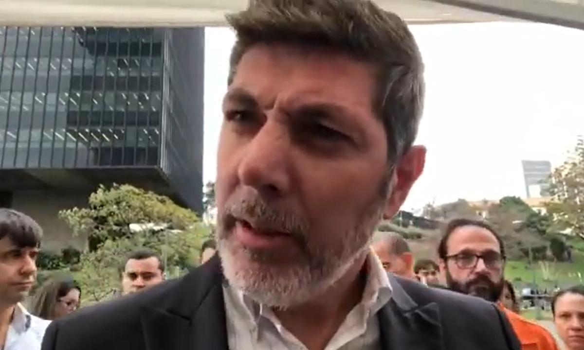 Cláudio da Costa, ex-gerente de Recursos Humanos da Petrobras. Foto: Reprodução