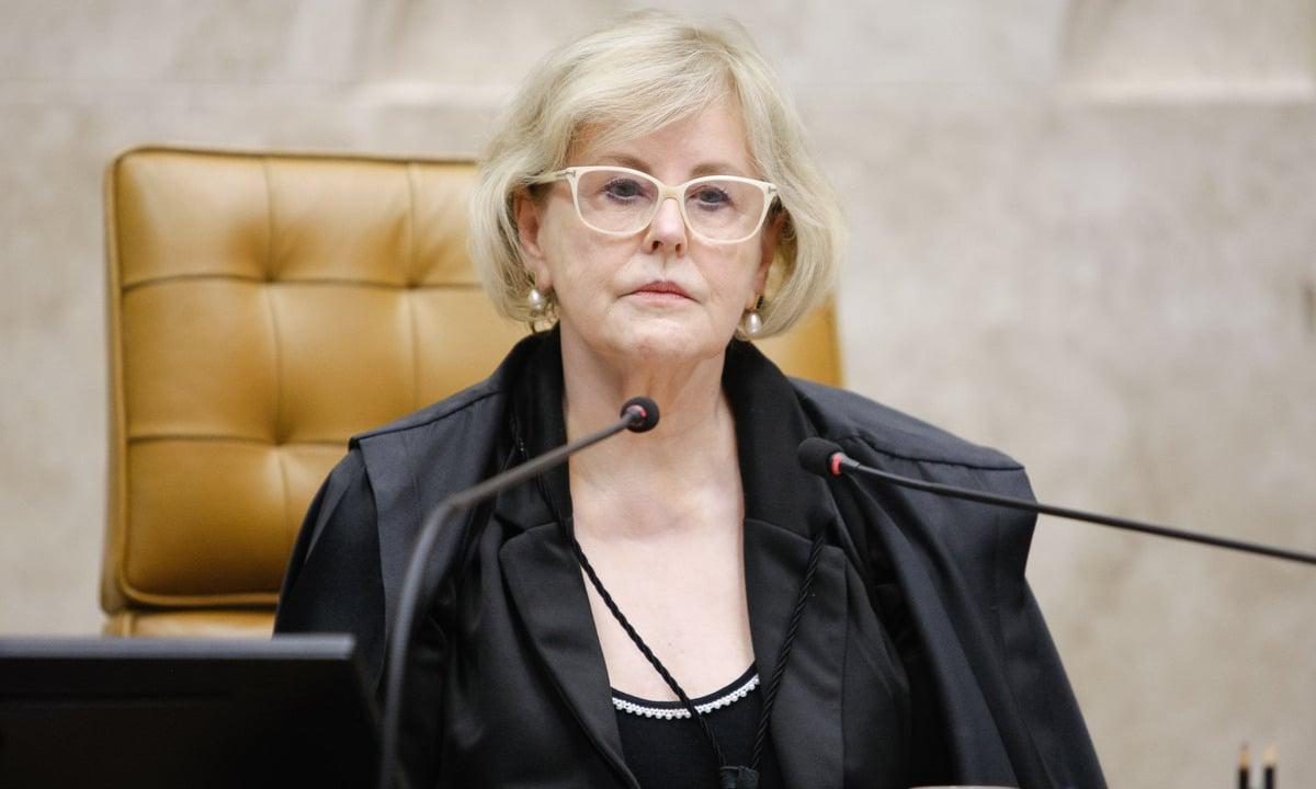 Vice-presidente do STF, ministra Rosa Weber. Foto: Fellipe Sampaio/SCO/STF