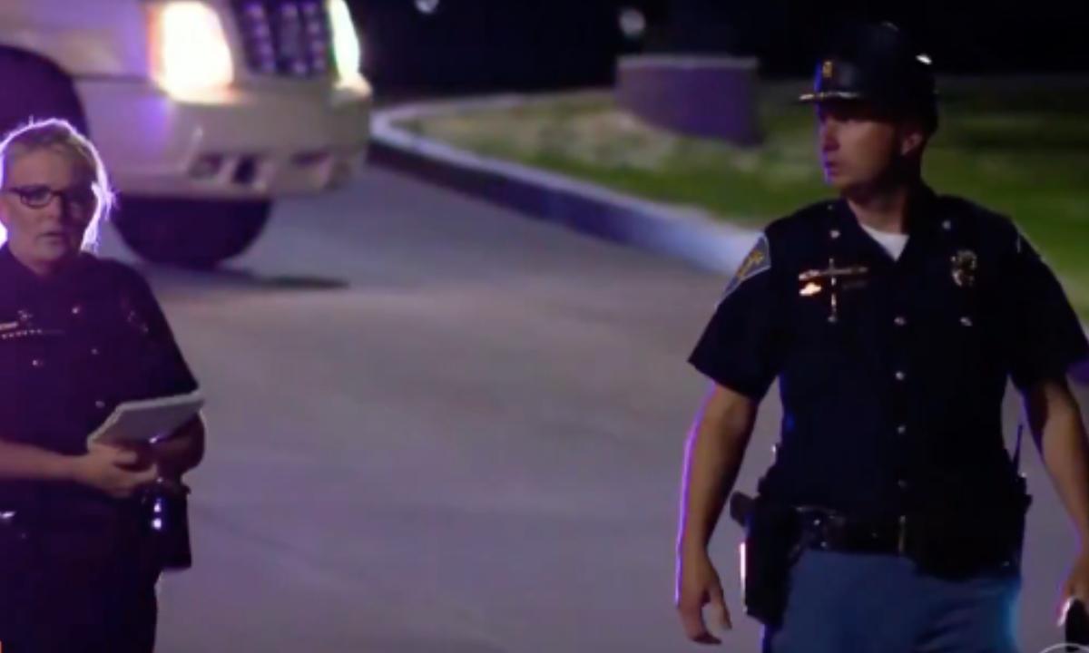 Atirador mata 8 pessoas e tira a própria vida nos EUA Foto: Reprodução/TV Globo.
