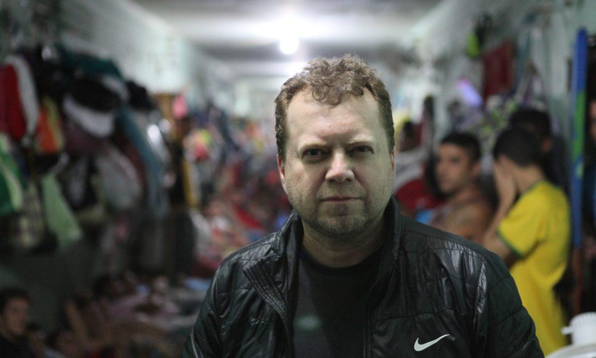 Manuscritos. Há 23 anos, o magistrado coleciona os relatos dostoieviskianos daqueles que não têm a quem recorrer (FOTO: ARQUIVO PESSOAL)