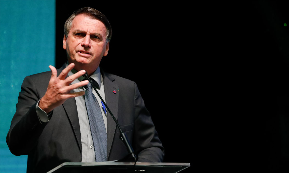 O presidente Jair Bolsonaro. Foto: Alan Santos/PR