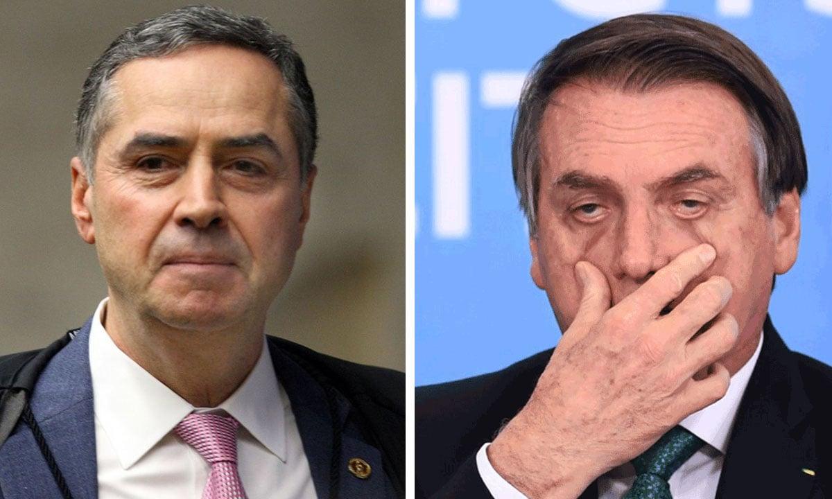 Não penso em mudar': Barroso rebate Bolsonaro e diz que se limitou a seguir a Constituição - CartaCapital