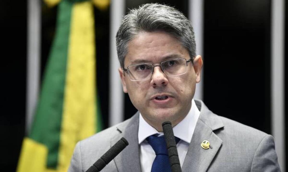 O senador Alessandro Vieira (Cidadania-SE). Foto: Pedro França/Agência Senado