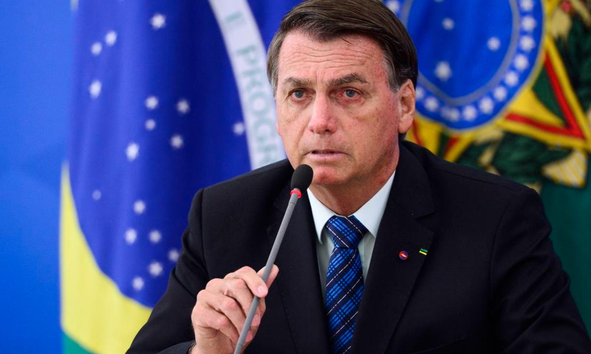 O presidente Jair Bolsonaro. Foto: Marcelo Camargo/Agência Brasil