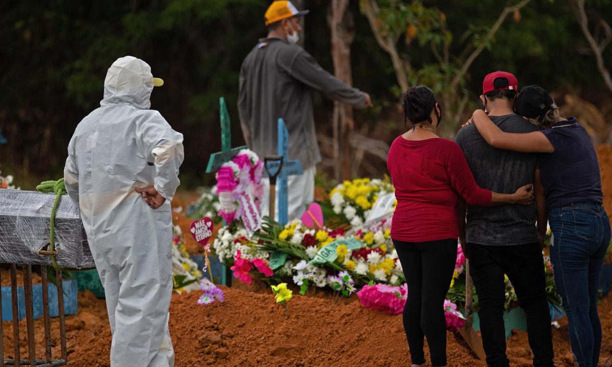 Foto: MICHAEL DANTAS / AFP