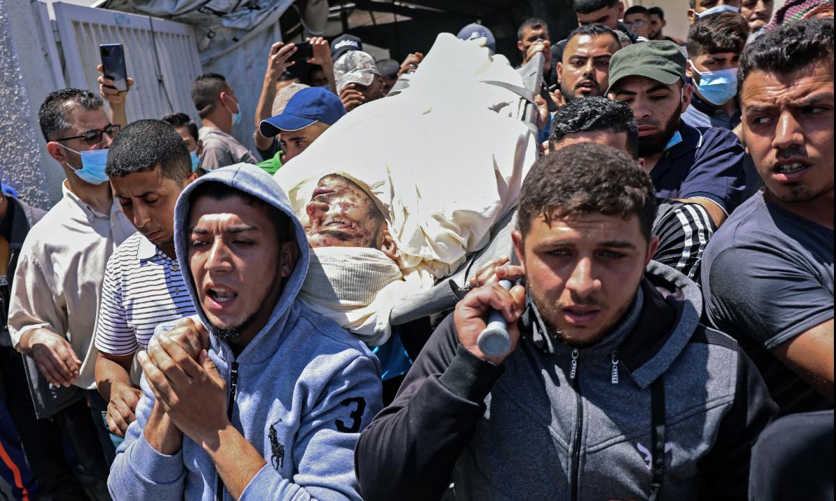 Foto: Said KHATIB / AFP