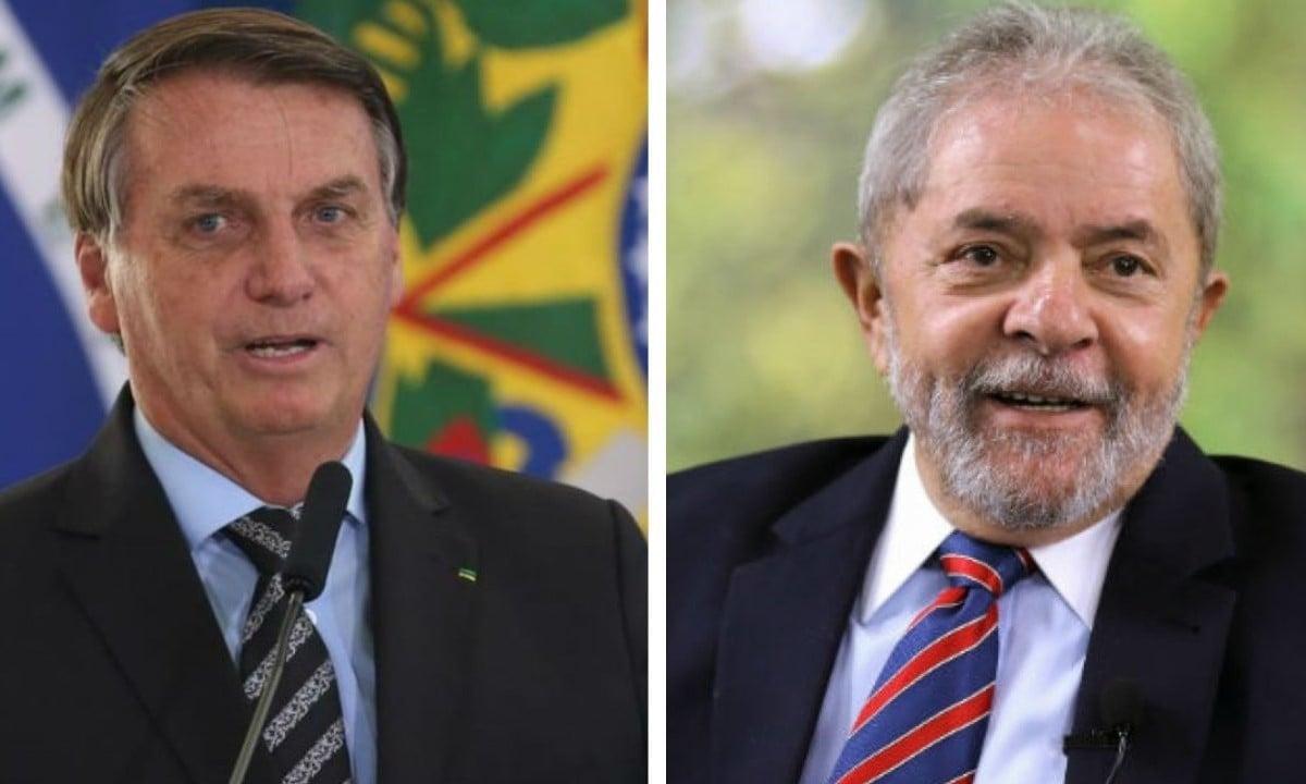 Fotos: Fábio Rodrigues Pozzebom/Agência Brasil e Ricardo Stuckert/Instituto Lula