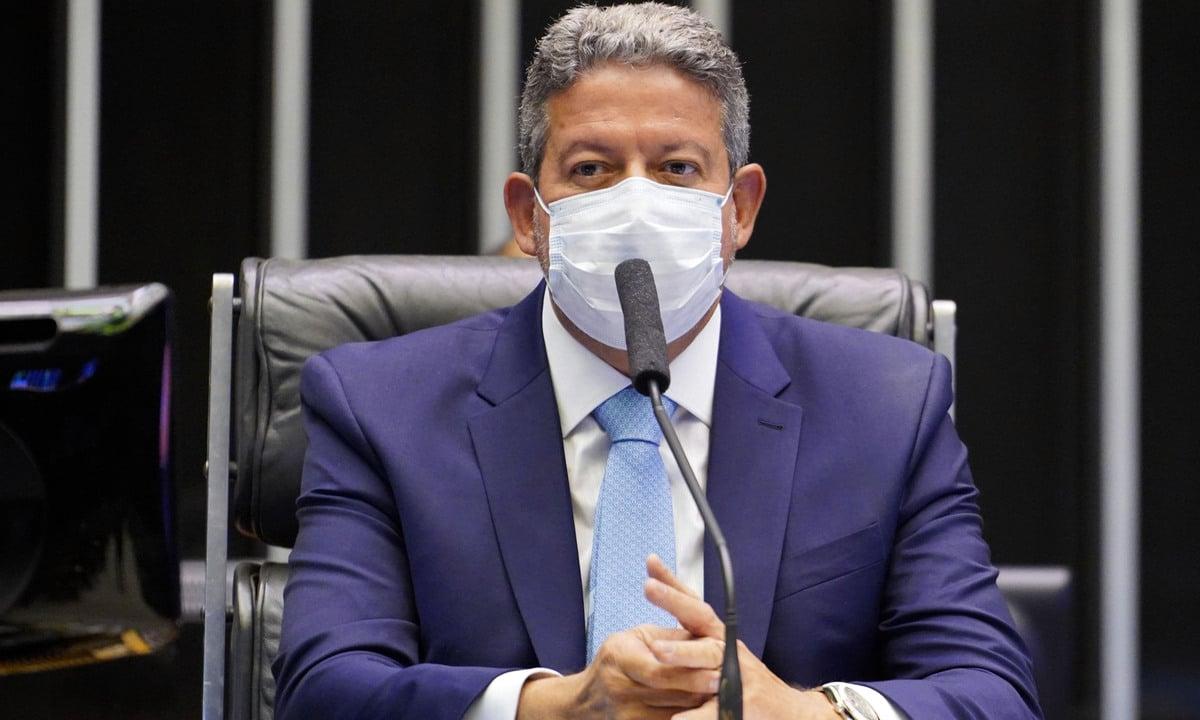 O presidente da Câmara, Arthur Lira (PP-AL). Foto: Pablo Valadares/Câmara dos Deputados