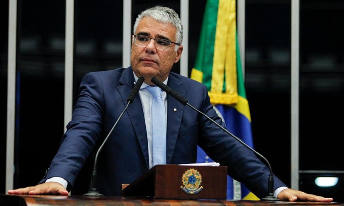 SenadorEduardo Girão (Podemos-CE) Foto: Beto Barata/Agência Senado