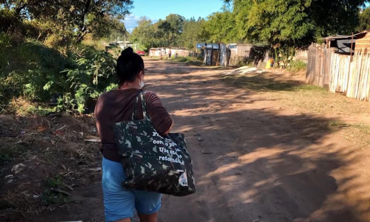 350 reais ou menos: como vivem os beneficiários do novo auxílio emergencial de Bolsonaro. Foto: Anália Fressatti.