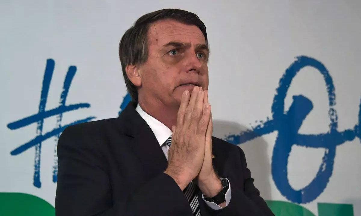 O presidente Jair Bolsonaro. Foto: Apu Gomes/AFP