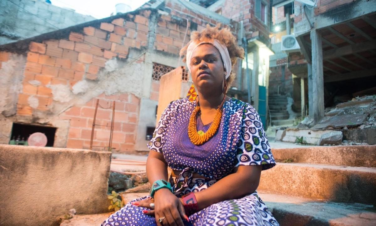 A vereadora Benny Briolly (PSOL), de Niterói, Rio de Janeiro. Foto: Rafael Lopes/Divulgação