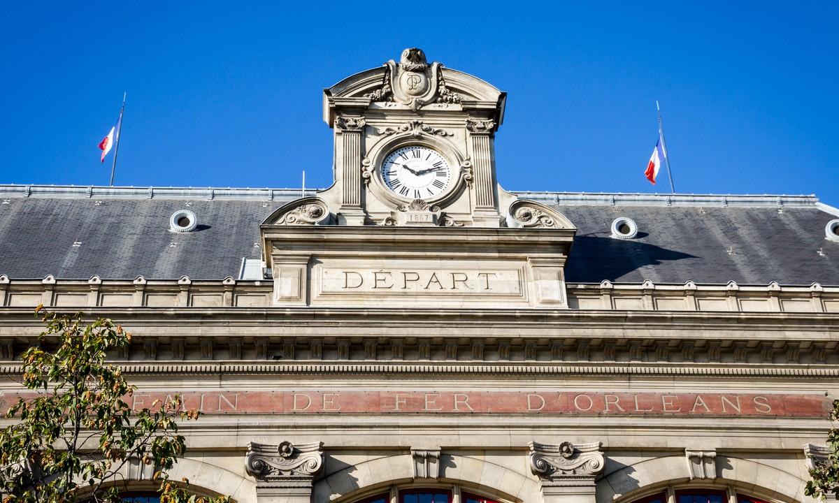 Estação Austerlitz, Paris. Foto: iStock