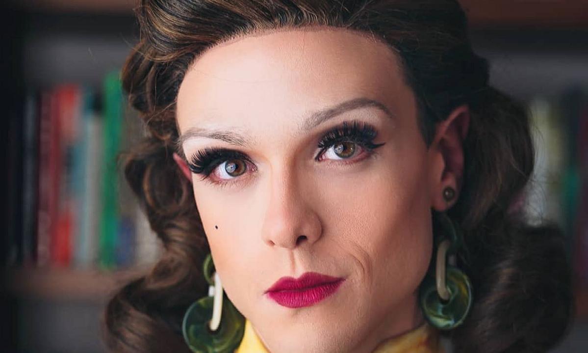 A drag queen Rita Von Hunty (Foto: Reprodução/Redes sociais)