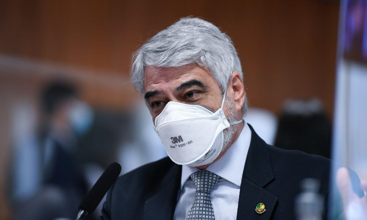 Foto: Foto: Edilson Rodrigues/Agência Senado