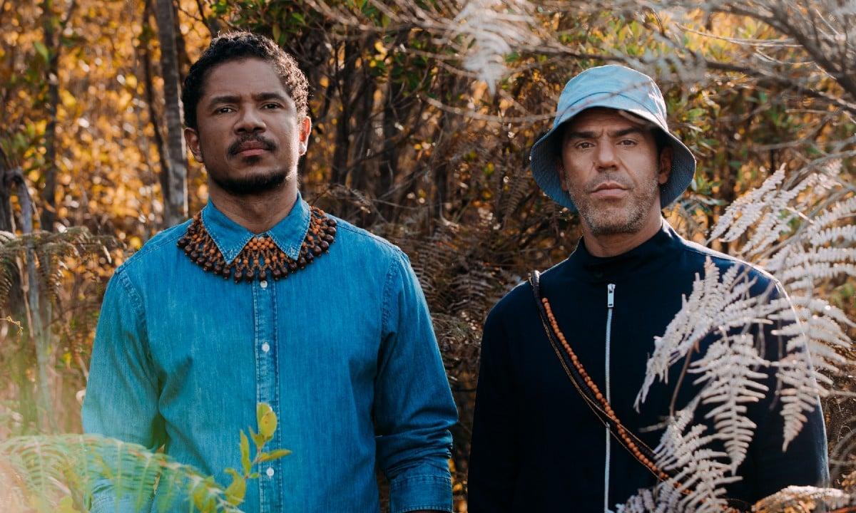 Alexandre Carlo e Luís Maurício. Foto: Thaís Mallon/Divulgação