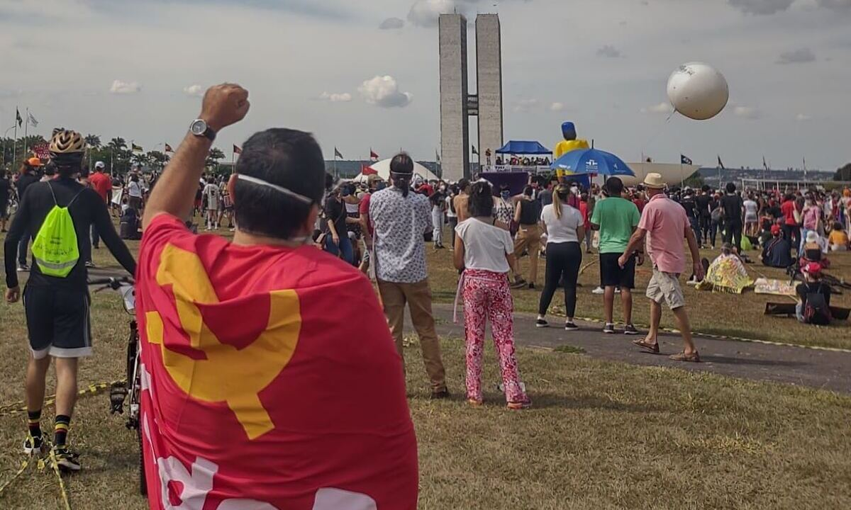 Parlamentares de partidos comunistas podem ser impedidos em eleições se houver novos ajustes eleitorais, diz Ana Maria Prestes. Foto: Reprodução/PCdoB