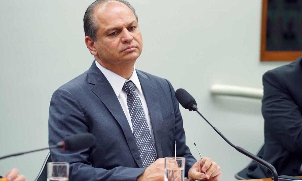 O esquema teria sido montado na gestão de Ricardo Barros no Ministério da Saúde.  Foto: Pablo Valadares/Câmara dos Deputados
