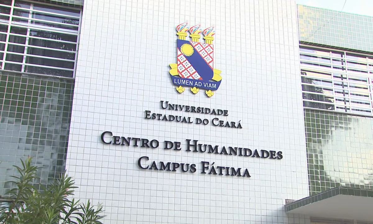 Professores da Universidade Estadual do Ceará são intimados pela Polícia Federal por aula sobre fascismo. Foto: Reprodução/TV Ceará
