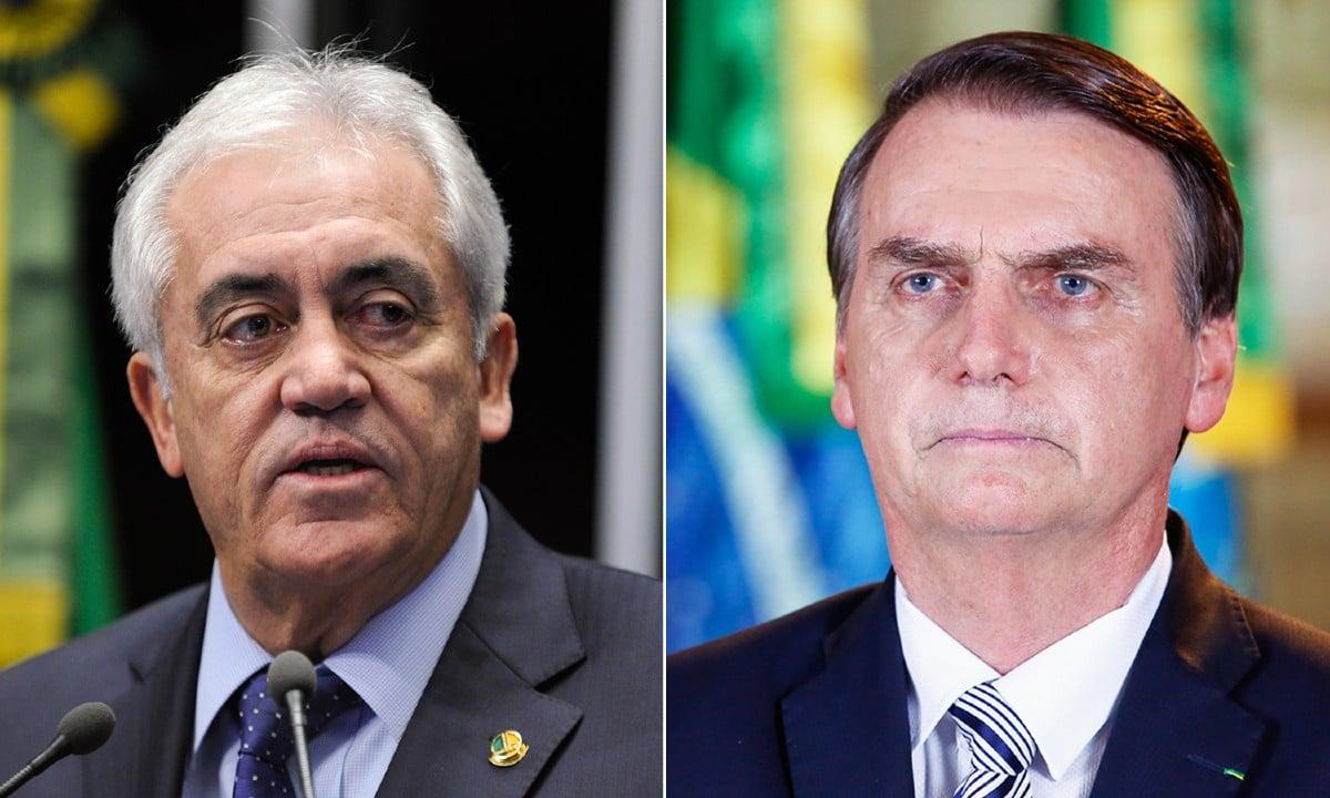 Fotos: Marcos Oliveira/Agência Senado/Isac Nóbrega/PR
