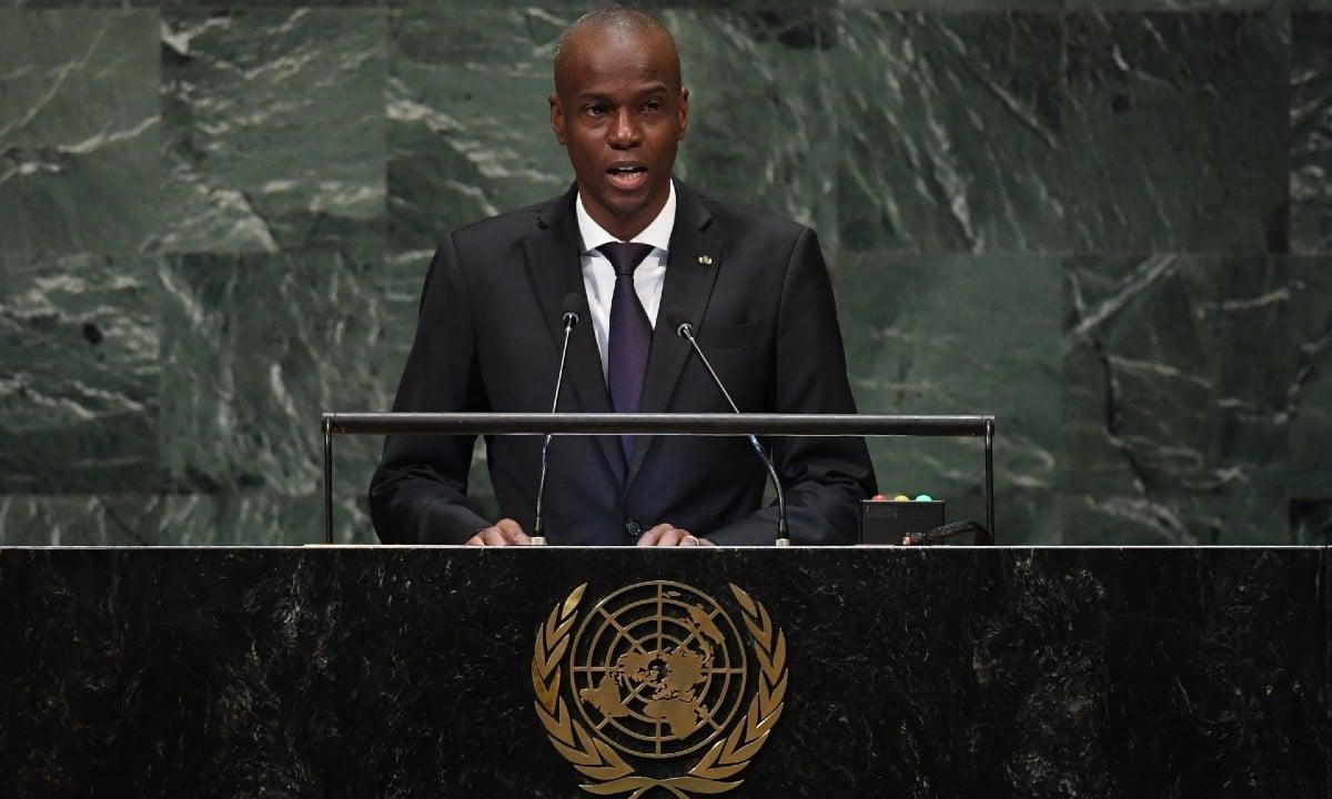 Jovenel Moise, presidente do Haiti, é assassinado - CartaCapital