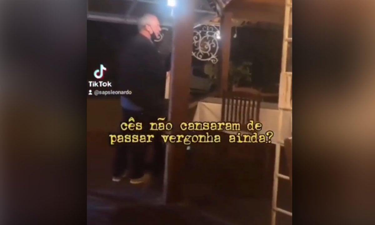 'Vocês ainda não cansaram de passar vergonha?', pergunta Ciro a bolsonaristas no Rio