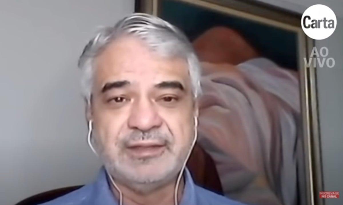 O senador Humberto Costa. Foto: Reprodução